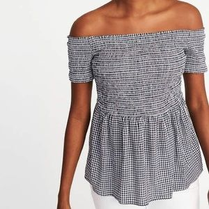 Relaxed Off-the-Shoulder Top
